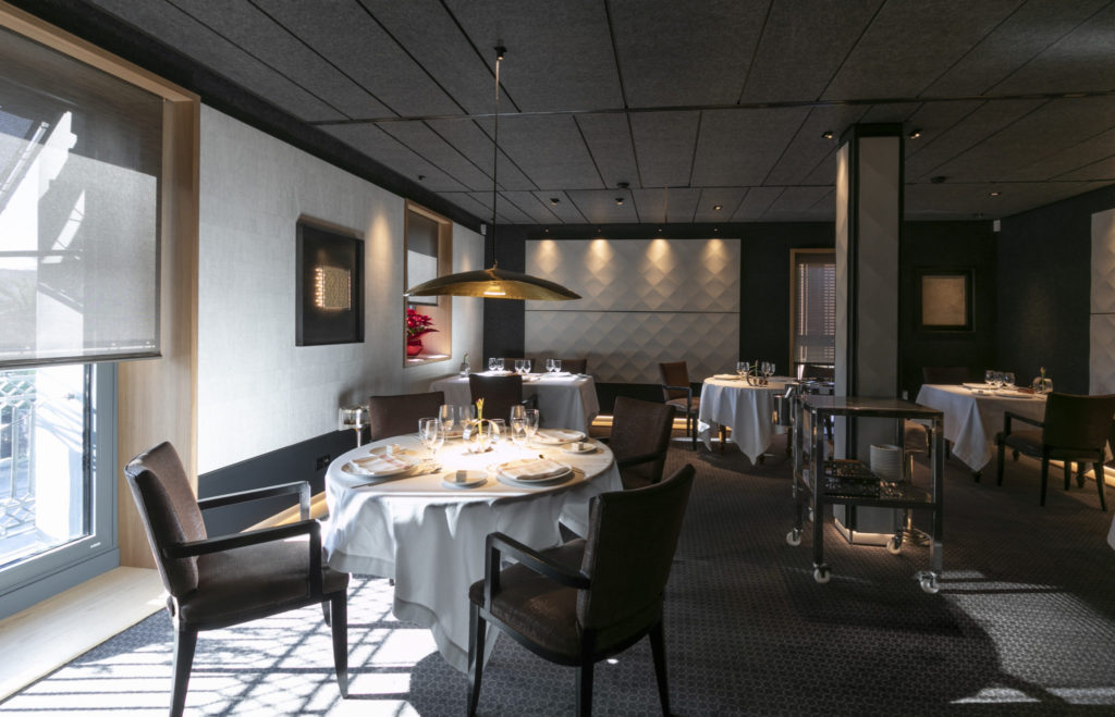 The Arzak restaurant
